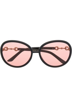 Gucci Horsebit Jackie-O frame sunglasses