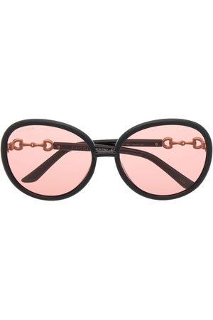 Gucci Sunglasses - Horsebit Jackie-O frame sunglasses