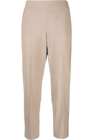 THEORY Slim-fit trousers - Neutrals