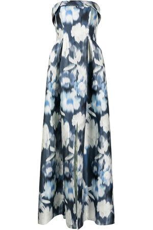 Sachin & Babi Women Printed Dresses - Brielle floral ikat print dress