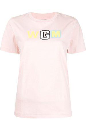 A Bathing Ape Women Short Sleeve - Logo print T-shirt