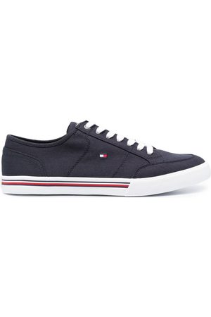 Tommy Hilfiger Core Corporate cotton sneakers