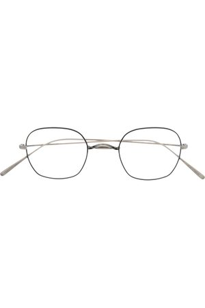 Oliver Peoples Square-frame glasses