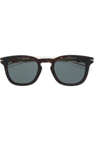 Eyewear by David Beckham Men Sunglasses - Rounded tortoiseshell glasses
