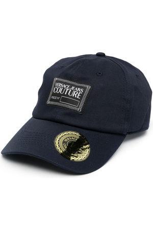 VERSACE Logo patch baseball cap
