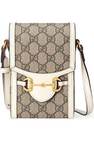 Gucci Men Bags - Horsebit 1955 mini bag - Neutrals