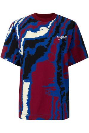 TOGA PULLA Colour-block T-shirt