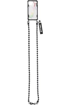 Palm Angels Chain-strap iPhone 12 Pro case - Neutrals