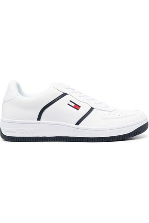 Tommy Hilfiger Men Trainers - Leather low-top sneakers