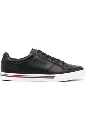 Tommy Hilfiger Men Trainers - Core Corporate leather sneakers