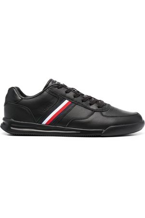 Tommy Hilfiger Men Trainers - Low-top leather sneakers