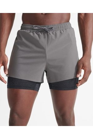 Superdry Sport Run Trail Shorts