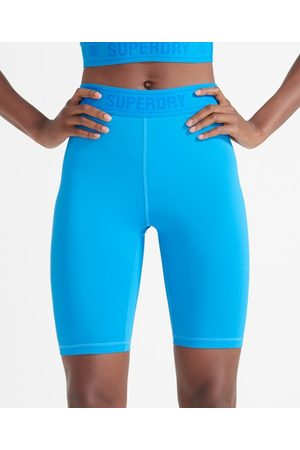 Superdry Sport Training Elastic Tight Shorts