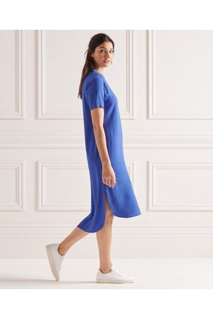 Superdry Curve Hem Shift Dress