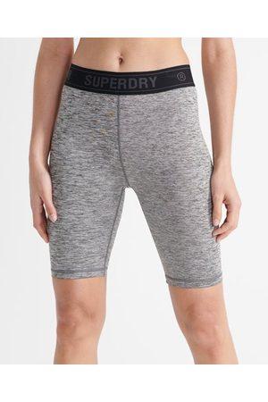 Superdry Sport Training Elastic Tight Shorts