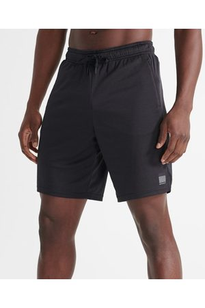 Superdry Men Sports Shorts - Sport Training Relaxed Shorts