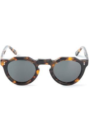 LESCA Sunglasses - Round frame sunglasses