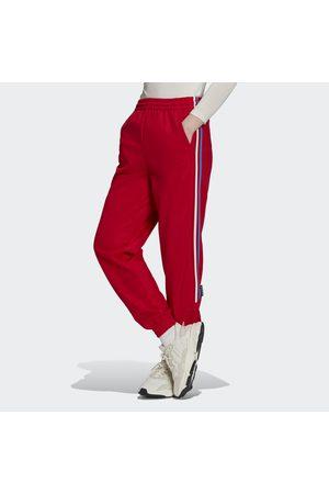 adidas Women Sports Trousers - Adicolor Tricolor Primeblue Tracksuit Bottoms