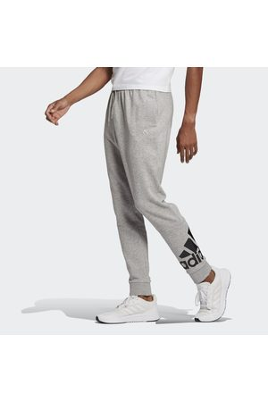 adidas Essentials French Terry Tapered Cuff Logo Joggers
