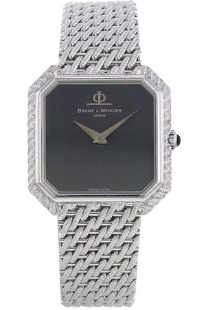 Baume & Mercier Women Watches - 1970 pre-owned quartz 27mm