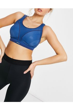 Shock Absorber Ultimate Run extreme high support sports bra in navy