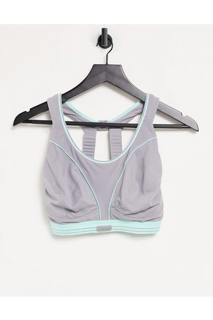 Shock Absorber Ultimate Run extreme high support sports bra in grey