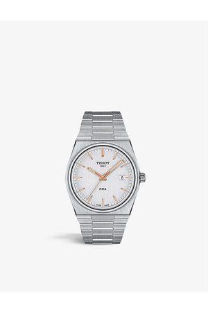 Tissot T137.410.11.031.00 PRX stainless steel quartz watch