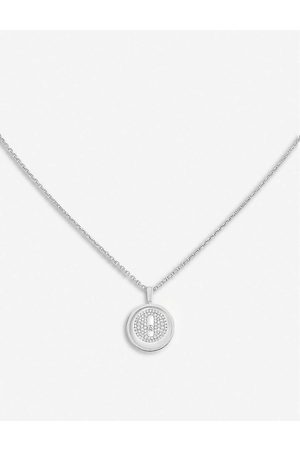 MESSIKA Lucky Move 18ct - and diamond necklace