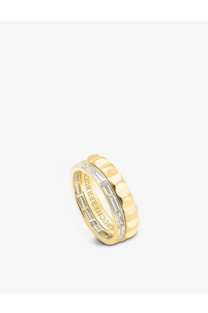 BUCHERER FINE JEWELLERY B-Dimension 18ct - and diamond ring
