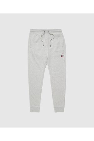 Tommy Hilfiger Men's Embroidered Essential Joggers