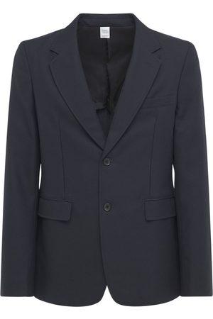 COMME DES GARÇONS SHIRT Wool Blend Gabardine Jacket