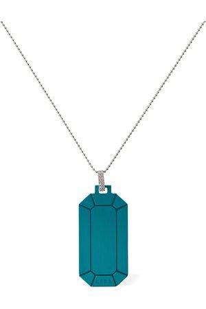 Eera Big Tokyo 18kt Gold & Diamond Necklace