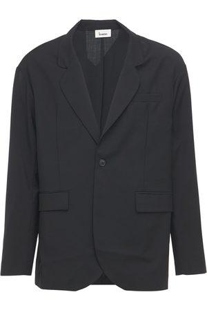LOWNN Wool & Mohair Relaxed Jacket