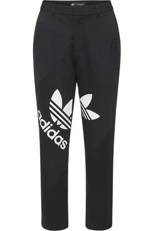 adidas Cotton Suit Pants