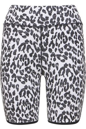 The Upside Snow Leopard Shorts