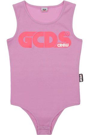 GCDS Jersey Stretch Bodysuit