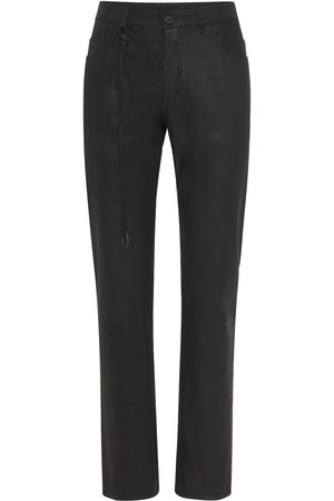 ANN DEMEULEMEESTER Angelina Leather Pants