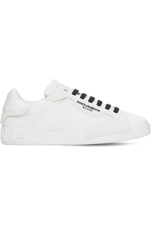 Dolce & Gabbana Portofino Nylon Sneakers