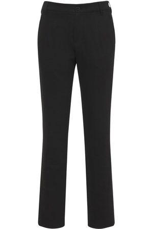 ANN DEMEULEMEESTER Palomar Cotton & Linen Pants