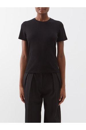 The Row Wesler Cotton-jersey T-shirt - Womens