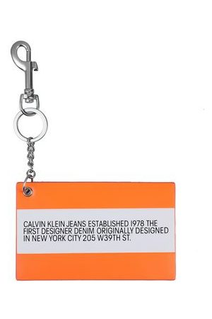 Calvin Klein Small Leather Goods - Key rings