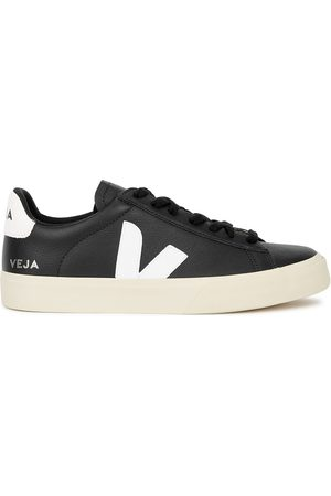 Veja Women Trainers - Campo Leather Sneakers