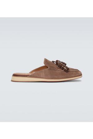 Christian Louboutin Men Sandals - Roc X Tass mules
