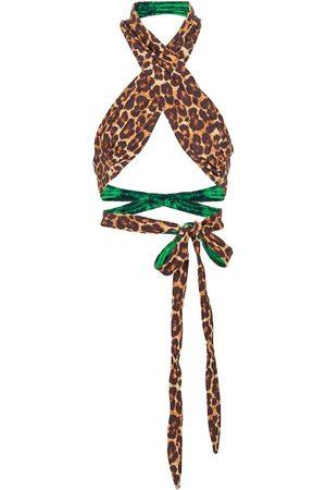 Tropic of C Women Bikinis - Bianca reversible bikini top