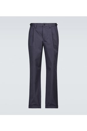 CARUSO Sartorial work pants