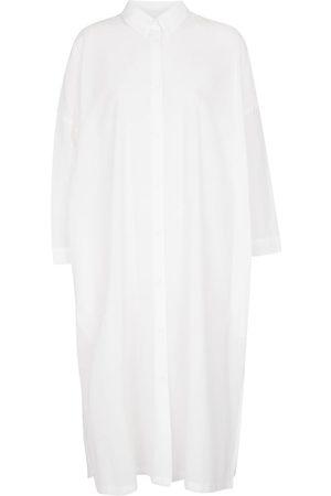 Max Mara Women Midi Dresses - Bibo cotton midi dress