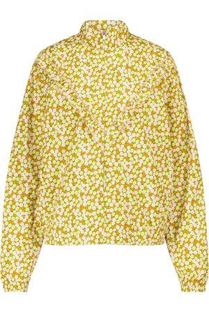 Tory Sport Women Summer Jackets - Floral track jacket