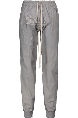 Rick Owens X Champion® technical trackpants