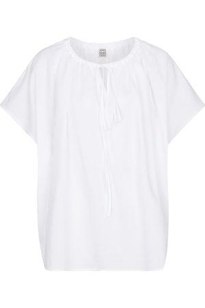 Totême Gathered blouse