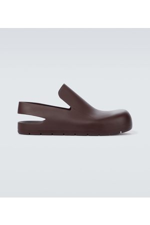 Bottega Veneta Men Sandals - Puddle rubber sandals
